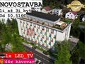 NOVOSTAVBA Detva: 2i byt, 55,57 m2 + záhrada 57,50 m2 + PARKING ZDARMA