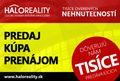 'HALO reality - Kúpa dvojizbový byt Prievidza