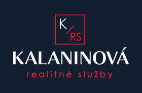 KALANINOVÁ realitné služby