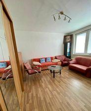 1-izb. byt, Petržalka, výhľad na Draždiak