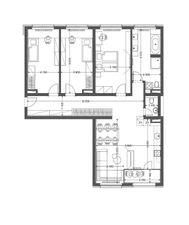 Na predaj 4 izbový byt (štvorizbový), Žilina - Staré mesto