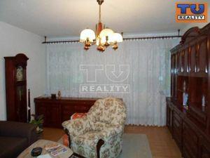 4 izbový byt Púchov predaj