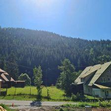 Chata drevenica Jarabá vo výstavbe