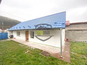 TOP -prerobený 2i rodinný dom 83m2 - Trenčianska Teplá