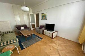 Veľký tehlový 1- izbový byt s pivnicou v Rači