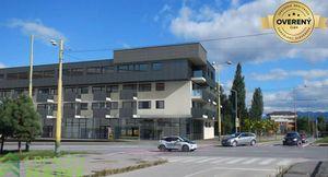 Prenájom: Garsónka s balkónom (32,51 m2) v novostavbe Bulvar Residenc