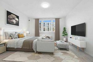 Na predaj 1 izbový byt (jednoizbový)