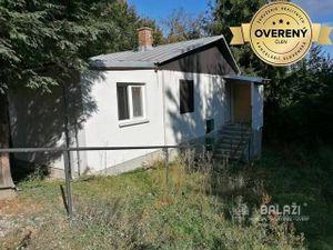 Jelenec, chata 25m2, okres Nitra