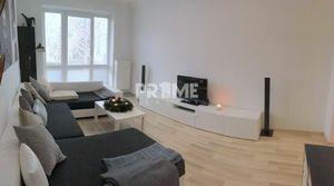 Pekný 2i byt, rekonštrukcia, balkón, Ukrajinská ulica, Nová Mesto