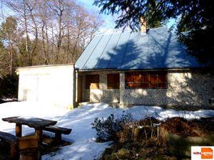 Útulná chata s veľkým pozemkom na Zlatej Idke