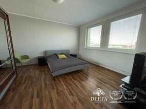 DELTA   Kompletne zariadený 1 izb.byt, Nobelovo námestie, 37 m2