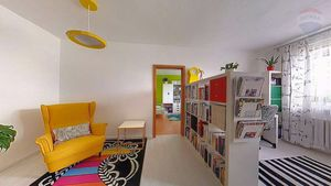 Predaj 3izb. byt Pri Kríži, Family-friendly bývanie v nádhernej Dúbravke