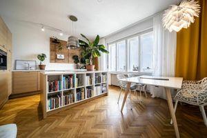 3i. byt pod Slavínom s panoramatickým výhľadom na Bratislavu