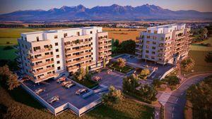 2 izbový byt Vysoké Tatry predaj