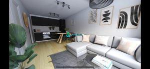 2 izbový byt Dunajská Streda prenájom