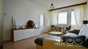 DELTA | 4 izbový byt, Gabčíkova, Karlova Ves, 89 m2
