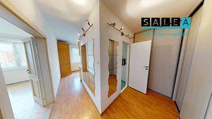 2 izbový byt Žilina-Vlčince prenájom