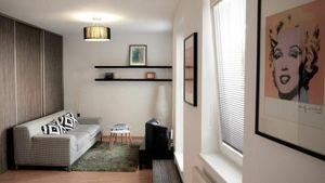 1 izbový byt Bratislava IV - Karlova Ves prenájom