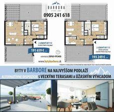 3 izbový byt Poprad predaj