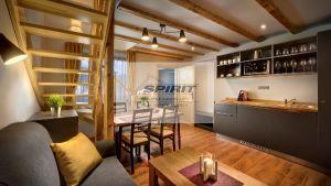 REZERVOVANÉ - 2 - izbový apartmán DELUXE v Holiday Village Tatralandia, kompletná rekonštrukcia
