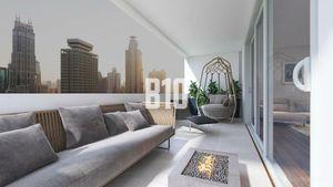 Nadštandardne priestranný 60m2 1 izb byt v novostavbe s 18m2 terasou, Kramáre