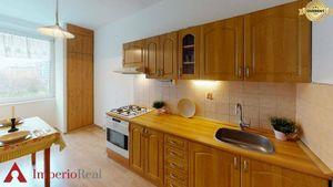 Znížená cena na 3-izbový byt s loggiou na začiatku Petržalky