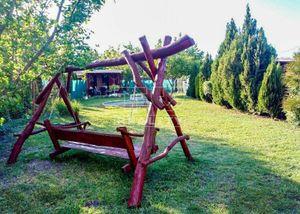 Záhrada s chatou, terasou a bazénom, Aňala - Ozón, Nové Zámky, 276m2