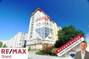 3-izbové byty na prenájom v Poprade