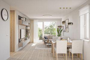 3 izbový byt Brezno predaj