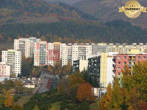 1 izbový byt Banská Bystrica kúpa