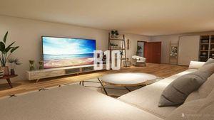 KRÁSNY, priestranný 2-izbový byt s nádherným výhľadom v obľúbenej Bratislavskej mestskej časti Ružin