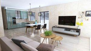 5 a viac izbový byt Bratislava V - Rusovce predaj