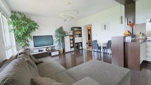 Zariadený 4i byt, 93.77 m2, 2x balkón, novostavba 2012, 1x parkovanie