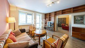 Príjemný, priestranný 3i byt, 85m2, balkón, lodžia, výborná lokalita