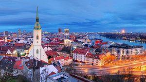 4 izbový byt Bratislava I - Staré Mesto kúpa