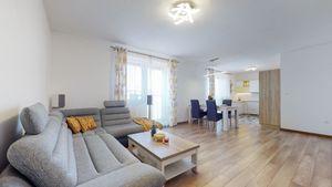 Trojizbový byt v novostavbe na Kvetovej ulici v Bojniciach