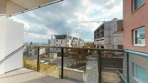 3D: 2-izb. byt 73 m2, BA III KOLIBA, novostavba, BALKÓN