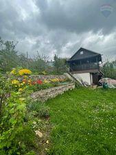 REZERVOVANÉ: Záhradná chatka, záhradkárska osada Čachovo, Brezno.