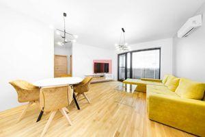 Na predaj krásny 2 izbový byt s výhľadom na mesto v projekte Tehelne pole