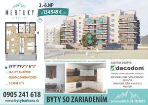 Inzercia bytov v Poprade
