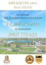 Dvojgarsónka Bratislava V - Petržalka kúpa