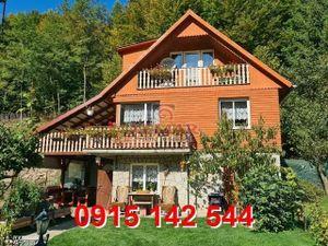 Na predaj rekreačná chata Hriňová- Skalisko, exkluzívne!!!