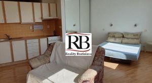 1 izbový byt (jednoizbový), Bratislava - Nové Mesto