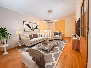 Tento 3izbový byt s Balkónom sa Vám bude páčiť. Má 82m2 + Veľkú Pivnicu až 16m2, navyše je v Peknej