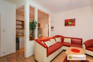 NA PRENÁJOM 2 i zariadený byt v Ružinove, bez provízie pre RK