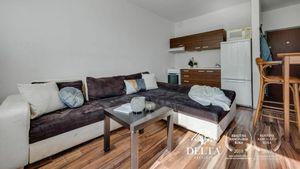 DELTA | 2 izbový byt s francúzkym balkónom na predaj, Závodná - Podunajské Biskupice