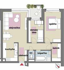 Inzercia bytov v Miloslavove
