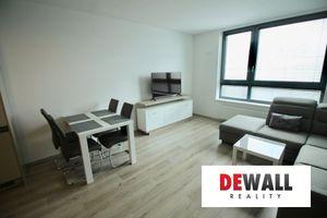 VIDEONovinka: Prenájom novostavieb 2 izb.bytov pri Eurovea v bytovke Citypark s garážovým státím!