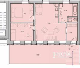 Posledný 3 izbový byt
