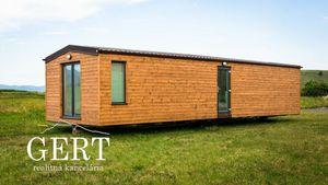 Vyrobíme vám mobilný dom podľa vašich predstáv